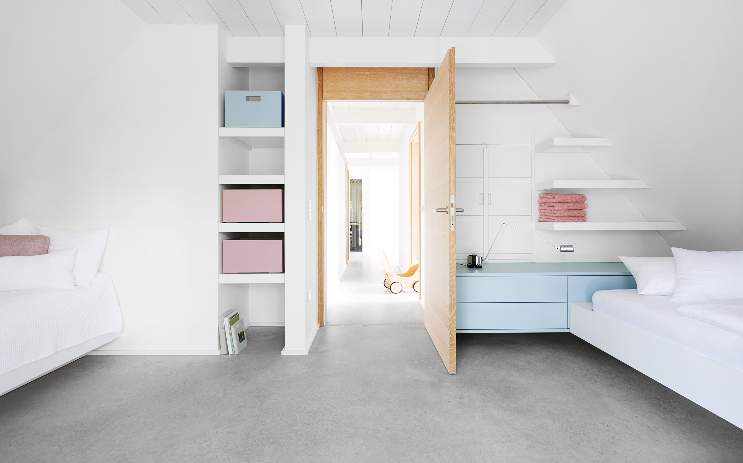Haus Steuermann — west apartment
